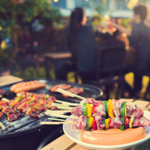 Alles voor uw party catering barbecue