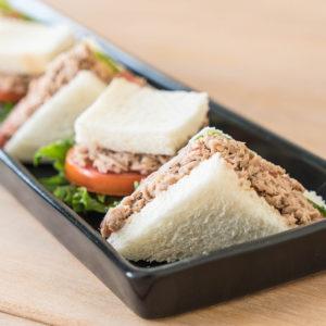 Sandwich hapjes