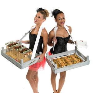 Alles voor uw party catering meisjes